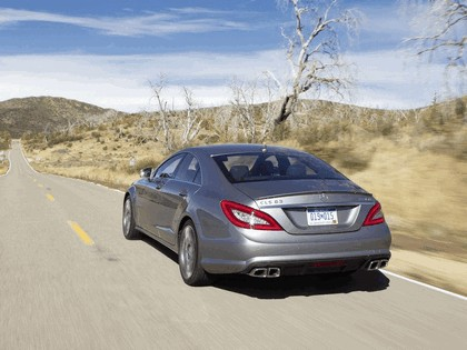 2010 Mercedes-Benz CLS63 AMG - USA version 29