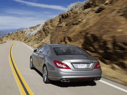 2010 Mercedes-Benz CLS63 AMG - USA version 30
