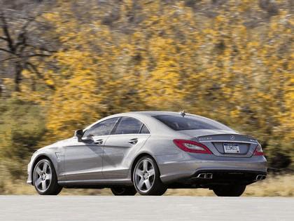 2010 Mercedes-Benz CLS63 AMG - USA version 31