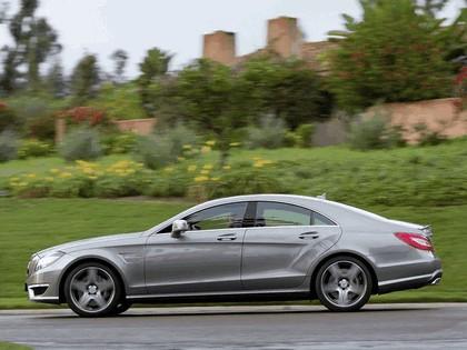 2010 Mercedes-Benz CLS63 AMG - USA version 34