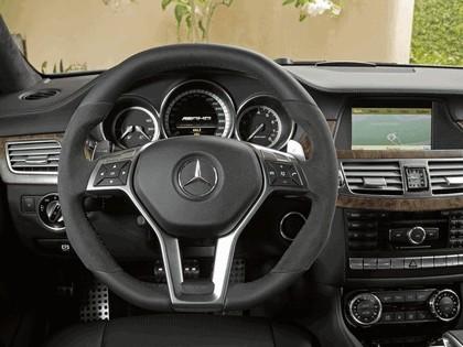 2010 Mercedes-Benz CLS63 AMG - USA version 36