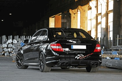 2010 Mercedes-Benz C63 AMG Performance by Wimmer RS 3