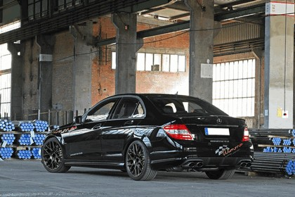 2010 Mercedes-Benz C63 AMG Performance by Wimmer RS 4