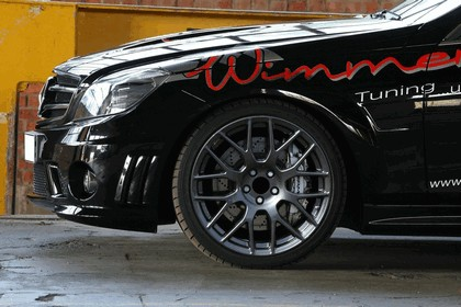 2010 Mercedes-Benz C63 AMG Performance by Wimmer RS 7