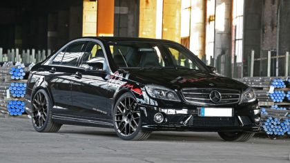 2010 Mercedes-Benz C63 AMG Performance by Wimmer RS 8