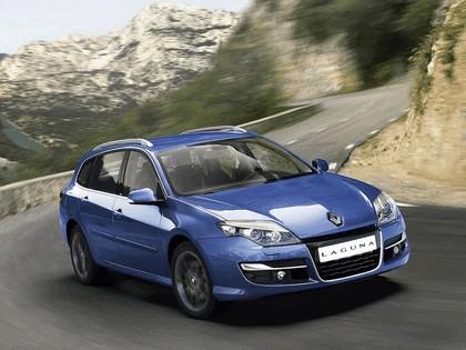 2011 Renault Laguna Estate 3