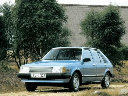 1980 Mazda 323 5-door ( BD ) 1