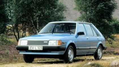 1980 Mazda 323 5-door ( BD ) 2