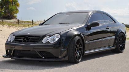 2008 Mercedes-Benz CLK63 AMG by RENNtech 1