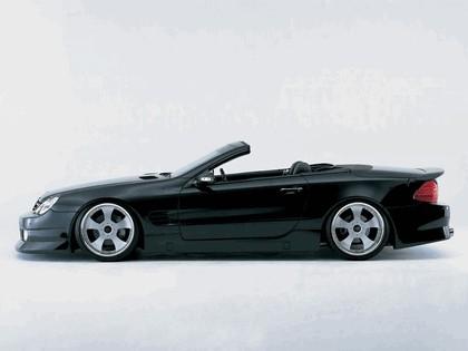 2008 Mercedes-Benz SL ( R230 ) by Fabulous 1
