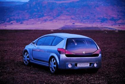 2000 Peugeot Promethée concept 3