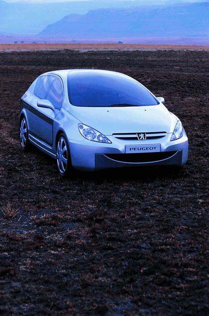 2000 Peugeot Promethée concept 4