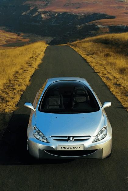 2000 Peugeot Promethée concept 5