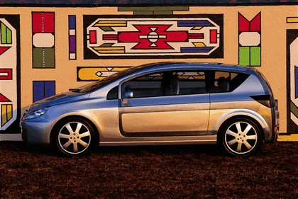 2000 Peugeot Promethée concept 7