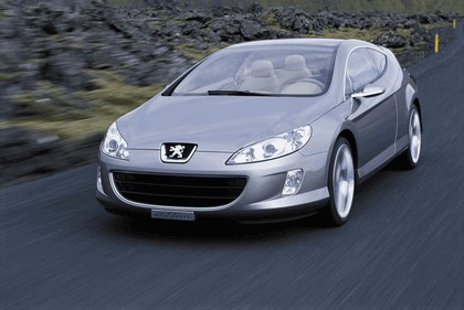 2003 Peugeot 407 Elixir concept 4