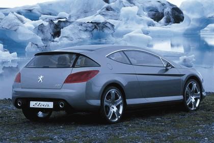 2003 Peugeot 407 Elixir concept 11
