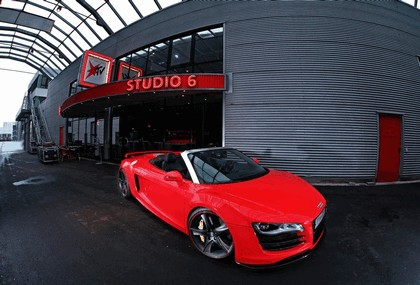 2011 Audi R8 by Sport Wheels 10