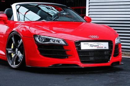 2011 Audi R8 by Sport Wheels 16
