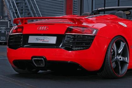 2011 Audi R8 by Sport Wheels 17