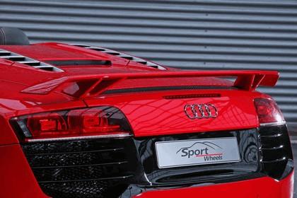 2011 Audi R8 by Sport Wheels 18