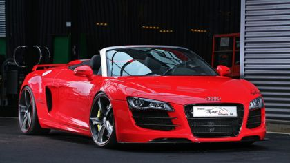 2011 Audi R8 by Sport Wheels 7