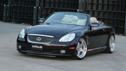 2005 Lexus SC430 by Wald 5