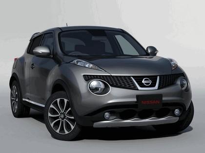 2011 Nissan Juke sports package 1