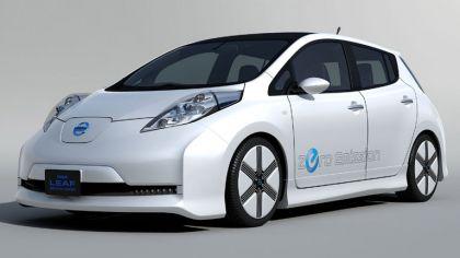 2011 Nissan Leaf Aero Style concept 6