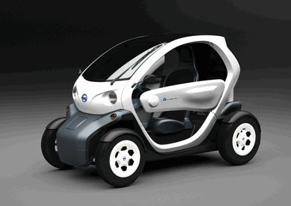 2011 Nissan New Mobility concept 1