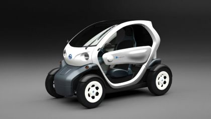 2011 Nissan New Mobility concept 4
