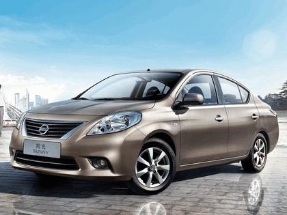 2011 Nissan Sunny 1