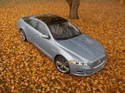 2011 Jaguar XJ SS - USA version 16