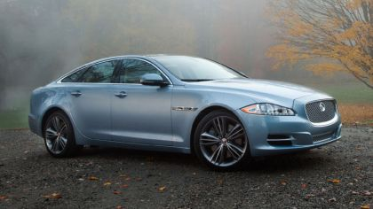2011 Jaguar XJ SS - USA version 1