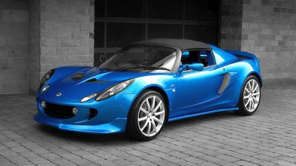 2009 Lotus Elise by Project Kahn 7