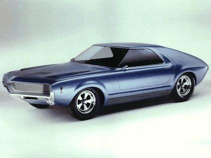 1965 AMC Amx 1 concept 1