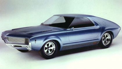 1965 AMC Amx 1 concept 3