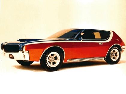 1968 AMC Amx GT concept 1