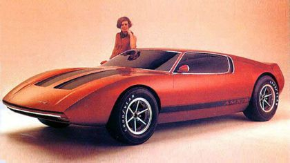 1969 AMC Amx 2 2