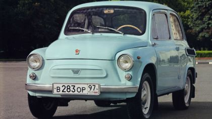 1965 Zaz 965A Zaporozsec 4