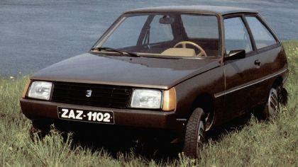 1986 Zaz 1102 Tavria 1