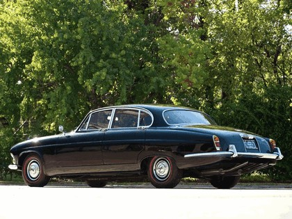 1961 Jaguar Mark X 2