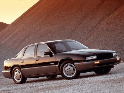 1995 Fiat Regal Gran Sport sedan 1