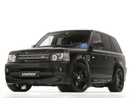2010 Land Rover Range Rover Sport by Startech 2