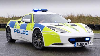 2010 Lotus Evora - UK Police 6