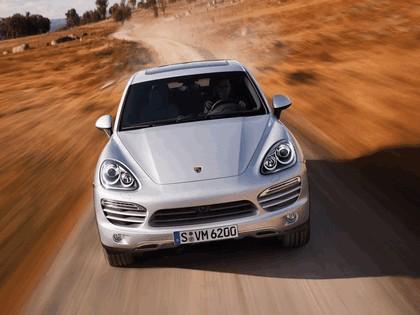 2011 Porsche Cayenne 8