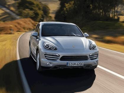 2011 Porsche Cayenne 11