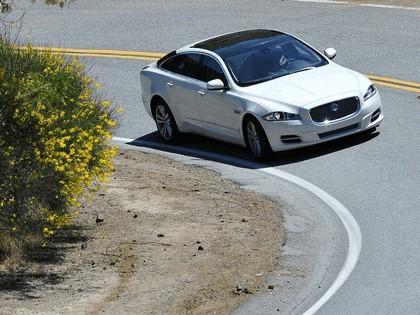2010 Jaguar XJL ( X351 ) - USA version 1
