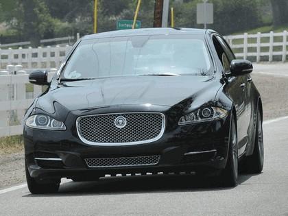 2010 Jaguar XJL ( X351 ) - USA version 4