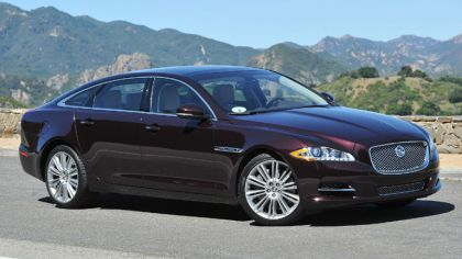 2010 Jaguar XJL ( X351 ) - USA version 2