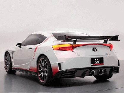 2010 Toyota FT-86G sports concept 3